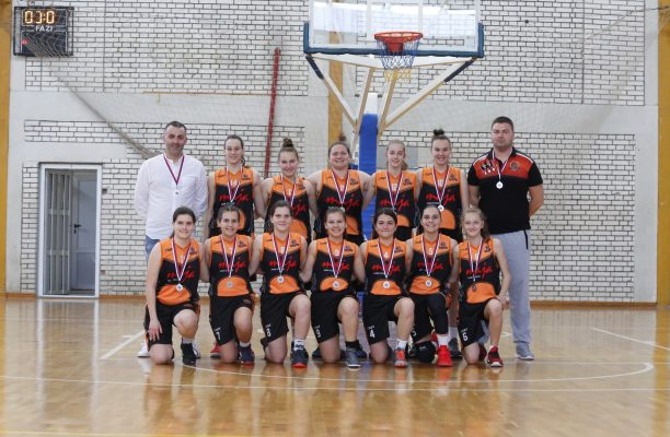 Pionirke KK Lavovi - Vicešamšpionke Republike srpske 2018/19